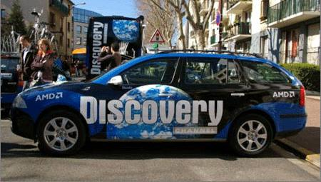 discovery channel skoda octavia