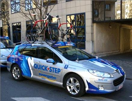 Quick Step Peugeot 407 SW