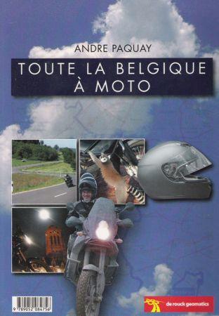 Toute la Belgique à Moto