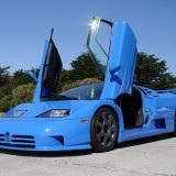 Bugatti EB110 SS 1993