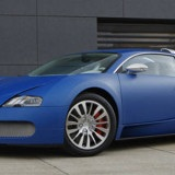Bugatti Veyron Supersport 1200 ch