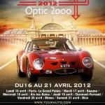 Affiche du Tour Auto 2012