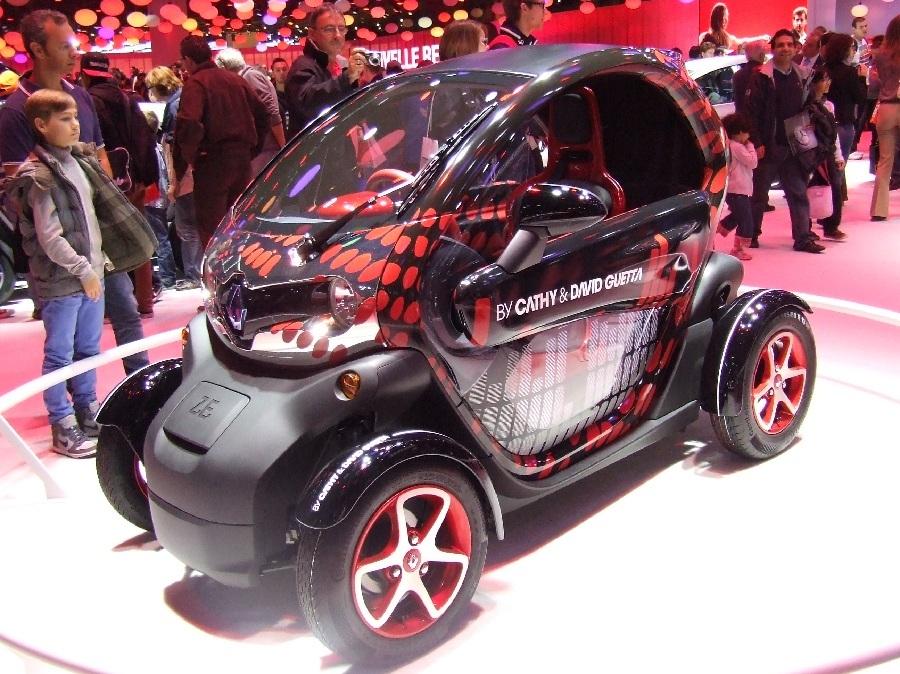 Mondial de l 39 auto paris 2102 la visite du salon for Tarif salon de l auto