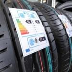 Les pneus étiquetés