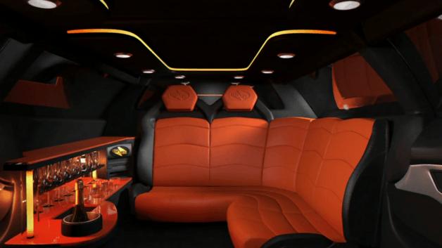 Insolite Lamborghini Aventador Lp 700 4 Limousine
