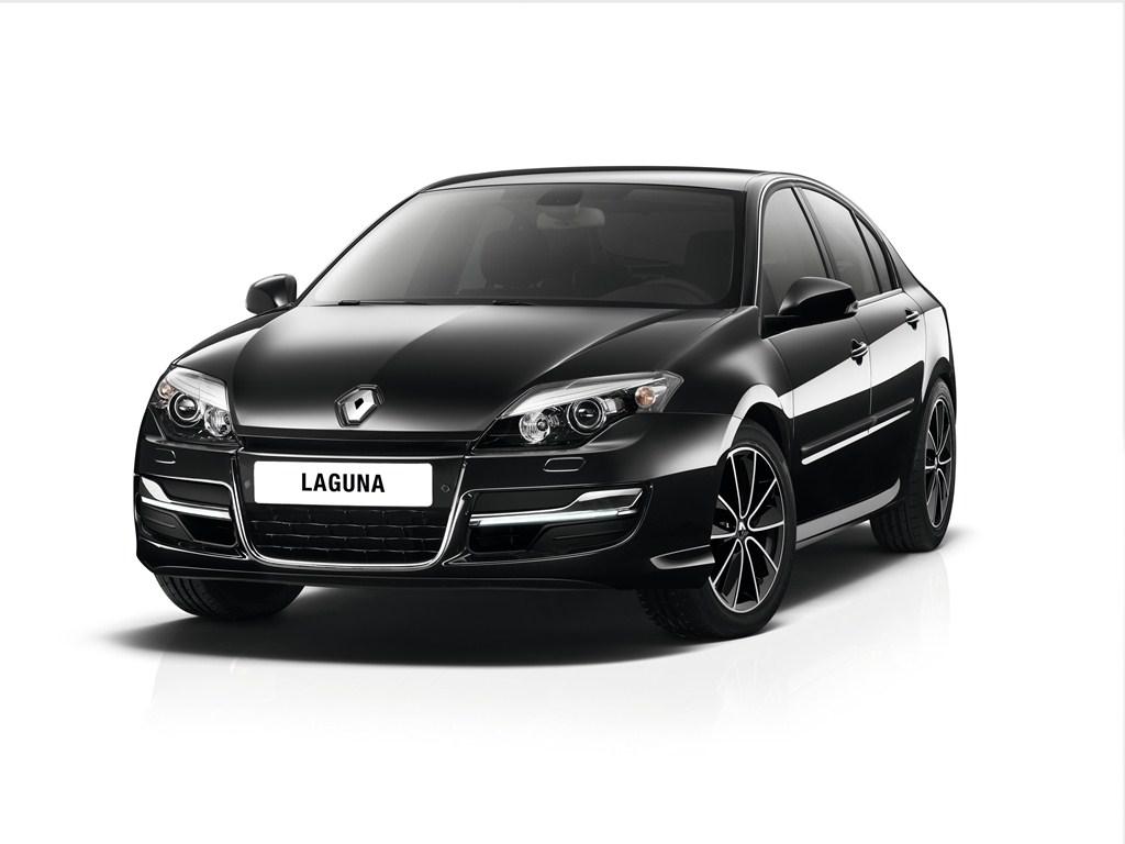 Renault laguna collection 2013 noir