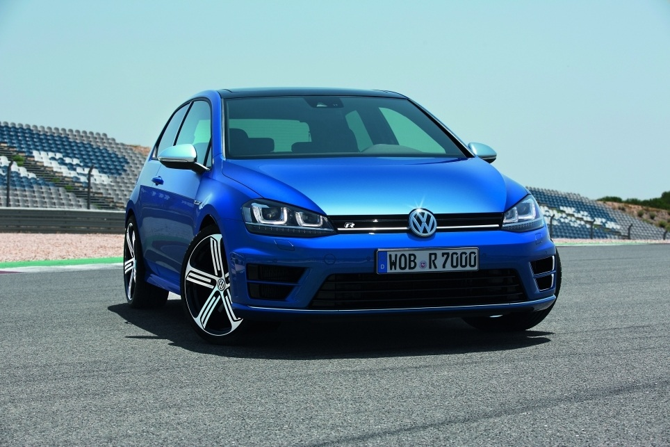 Golf R Volkswagen