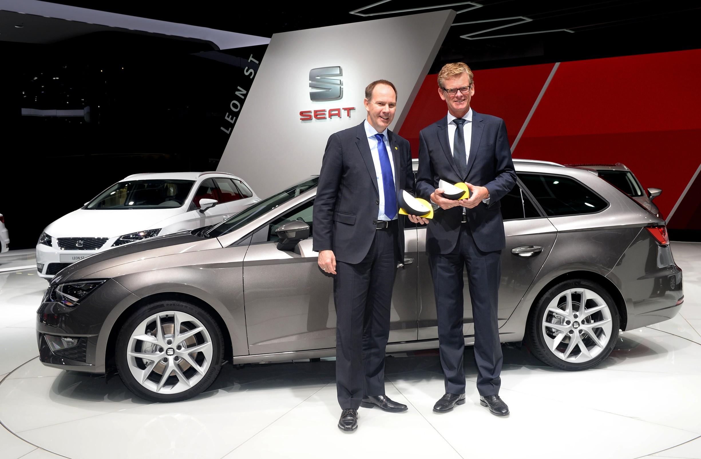 5 étoiles Euro NCAP Leon ST