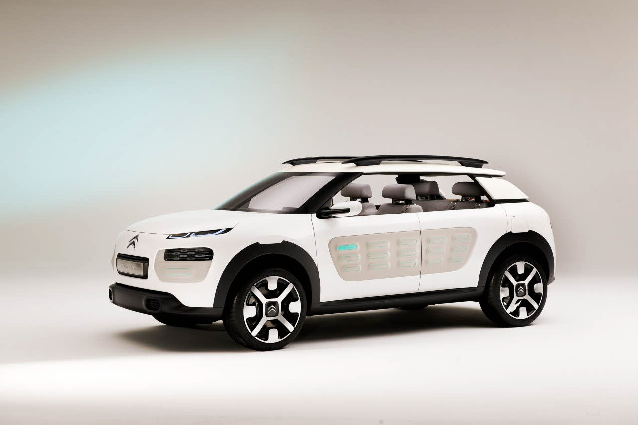 Concept Car Cactus