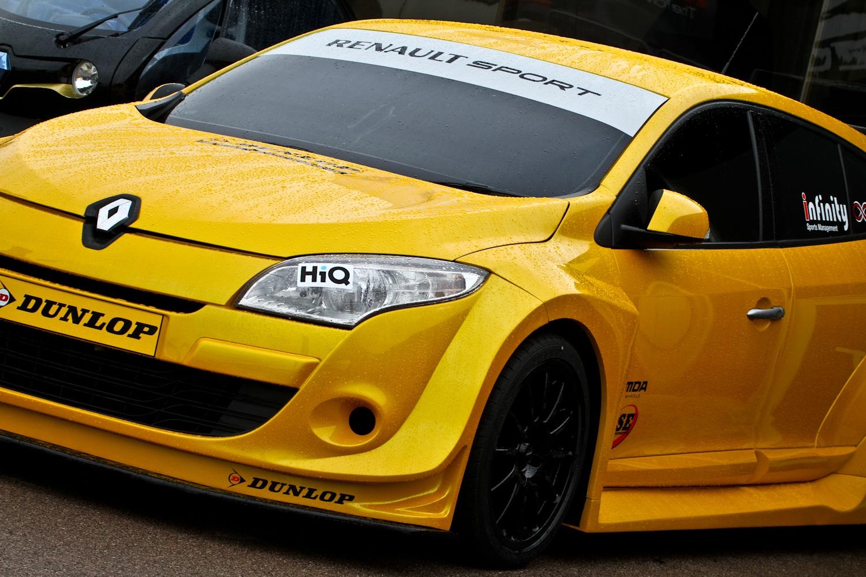 Renault mégane btcc
