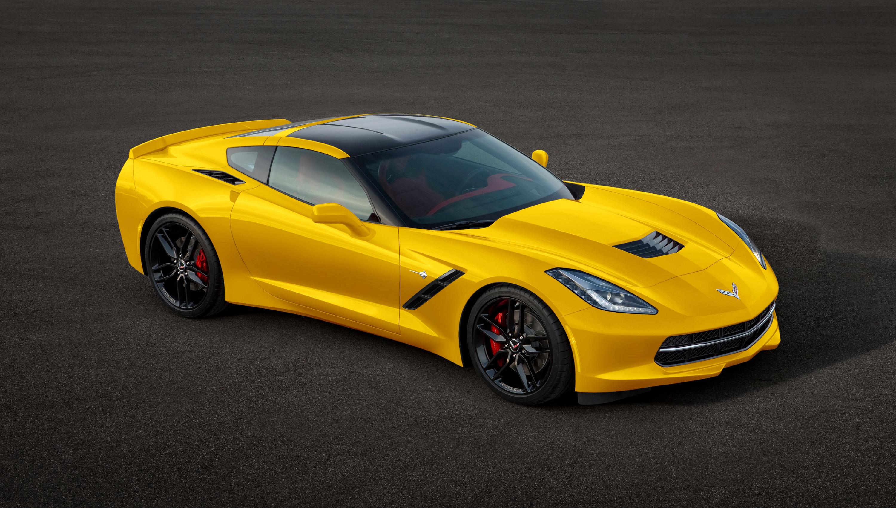 corvette c7 stingray d j un exemplaire accident. Black Bedroom Furniture Sets. Home Design Ideas