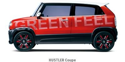 Hustler-coupe