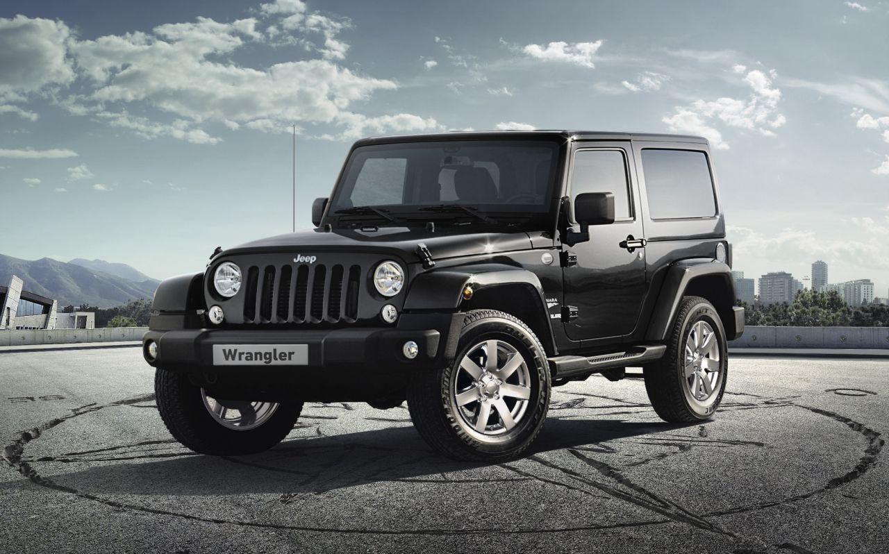 Jeep Wrangler Platinum Edition