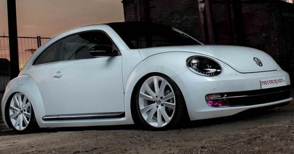 Volkswagen Beetle par MR Car Design