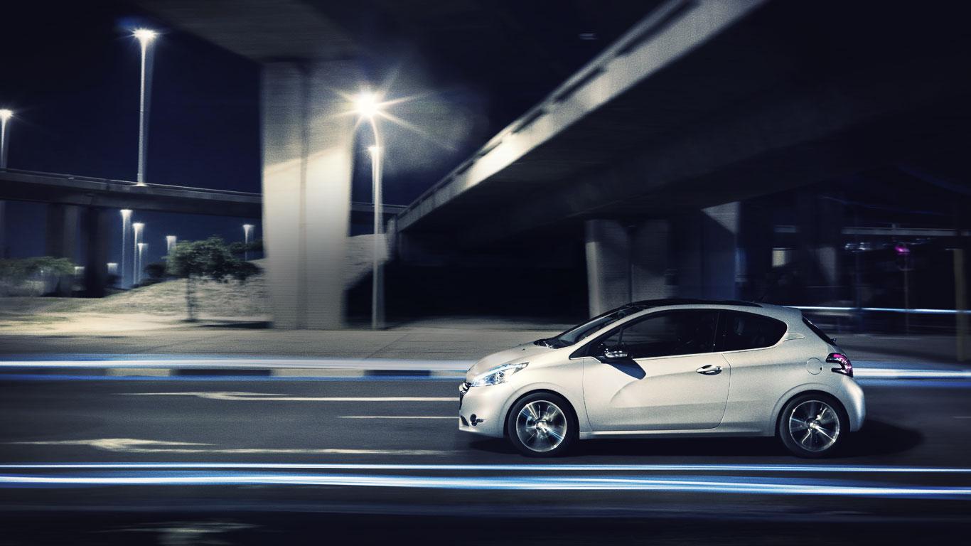 Peugeot 208 etg5