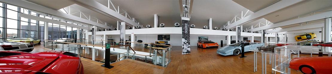 musee lamborgini