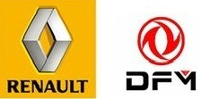renault  avec dongfeng achat