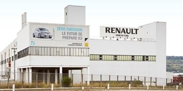 usine renault electrique