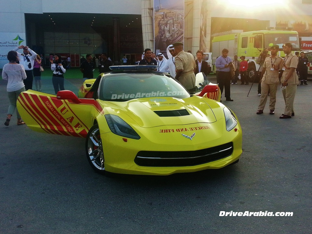 2014-Chevrolet-Corvette-C7-Dubai-pompier
