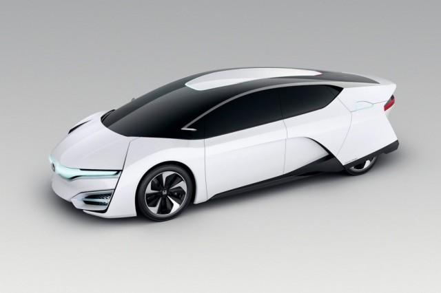 Honda-FCEV