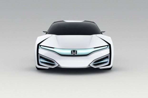 Honda FCEV vue avant