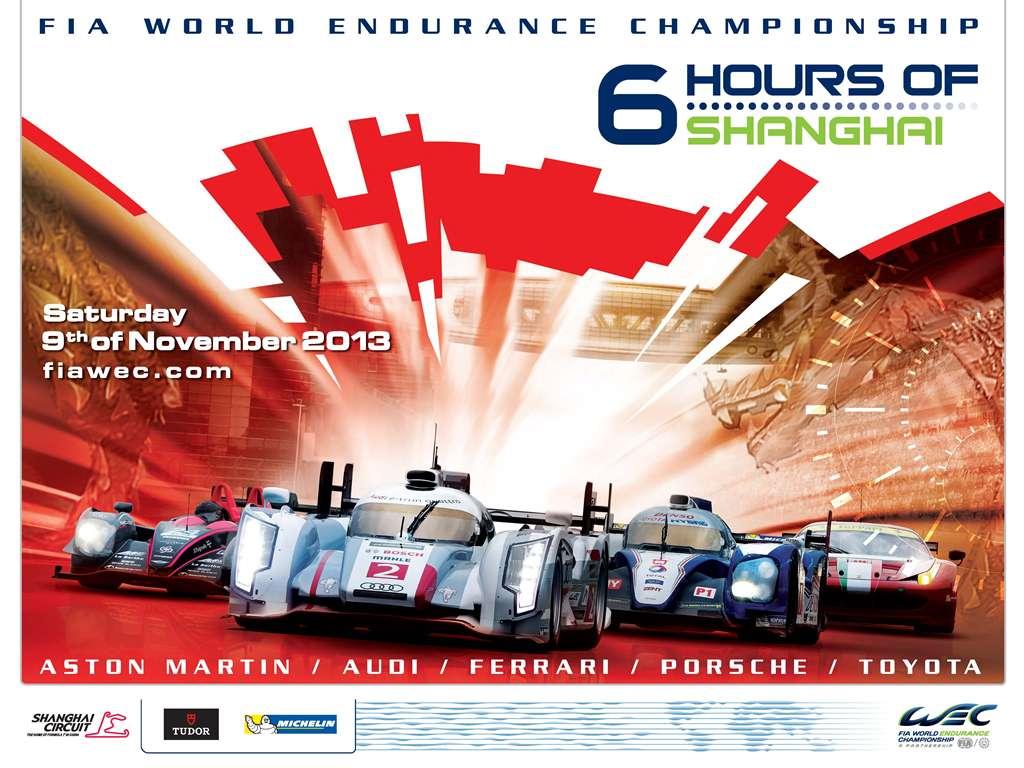 SHANGHAI-2013-WEC