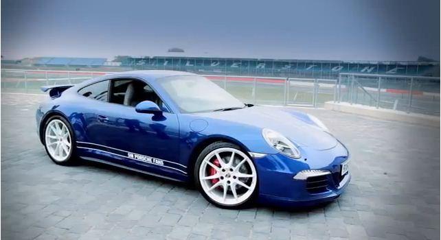 facebook Porsche 911 4s