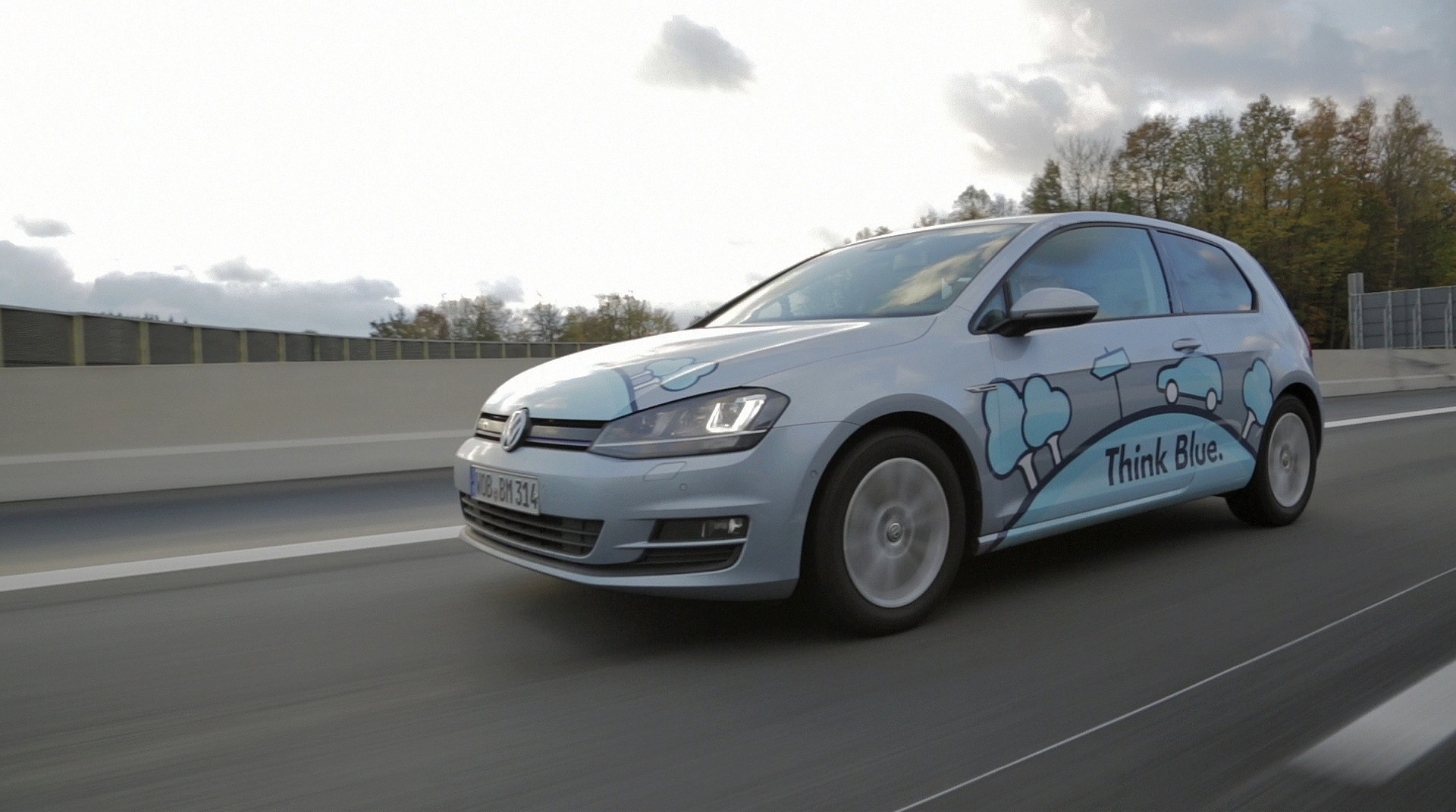 Golf TDI BlueMotion