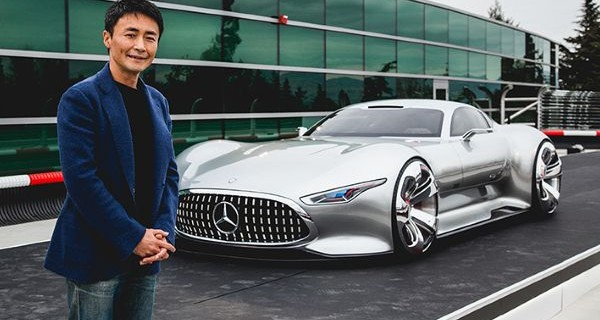 Kazunori Yamauchi Père de Gran Turismo