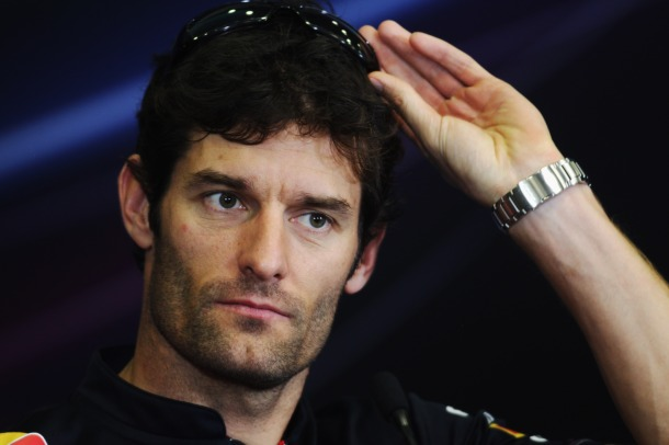 Mark Webber quitte la F1