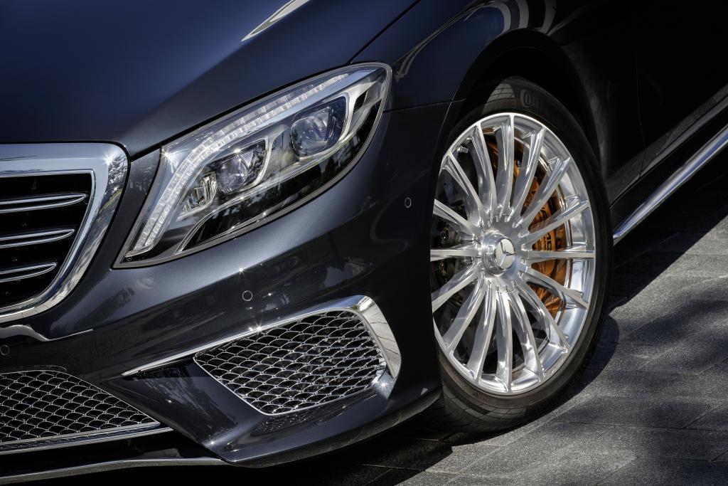 Mercedes S65 AMG 2