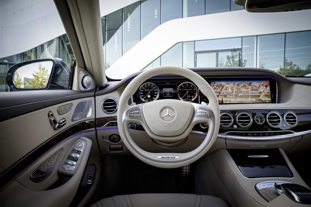 Mercedes S65 AMG 5