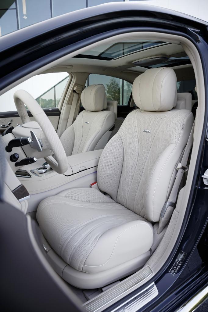 Mercedes S65 AMG 6
