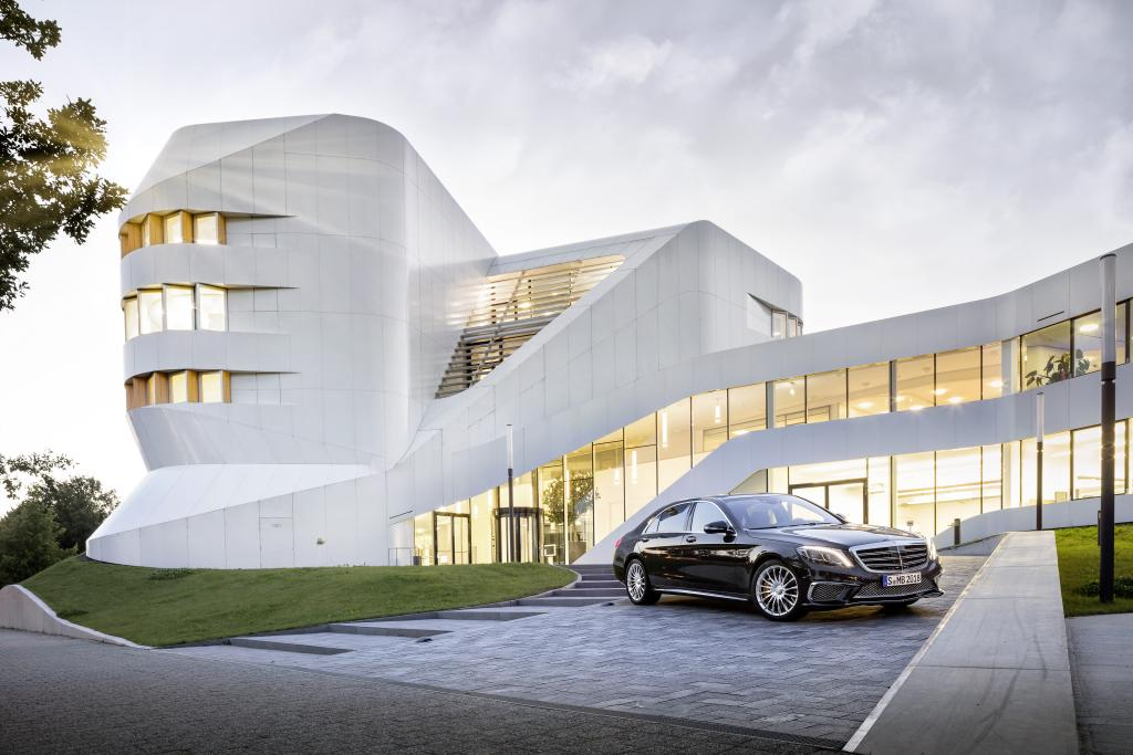Mercedes S65 AMG 7