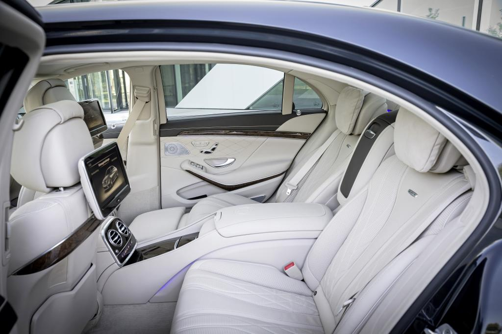 Mercedes S65 AMG 8