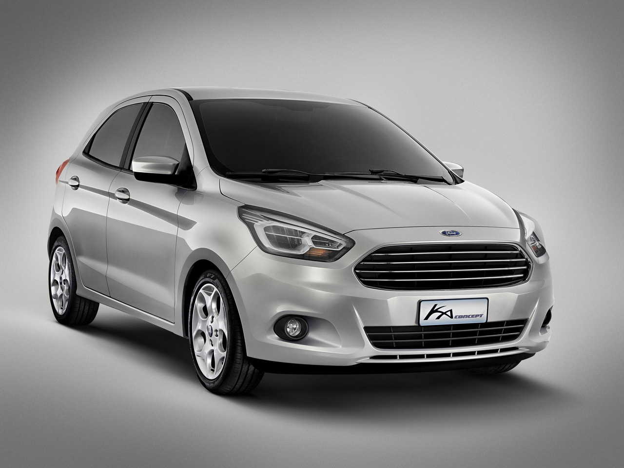 la nouvelle ford ka arrivera en 2015. Black Bedroom Furniture Sets. Home Design Ideas