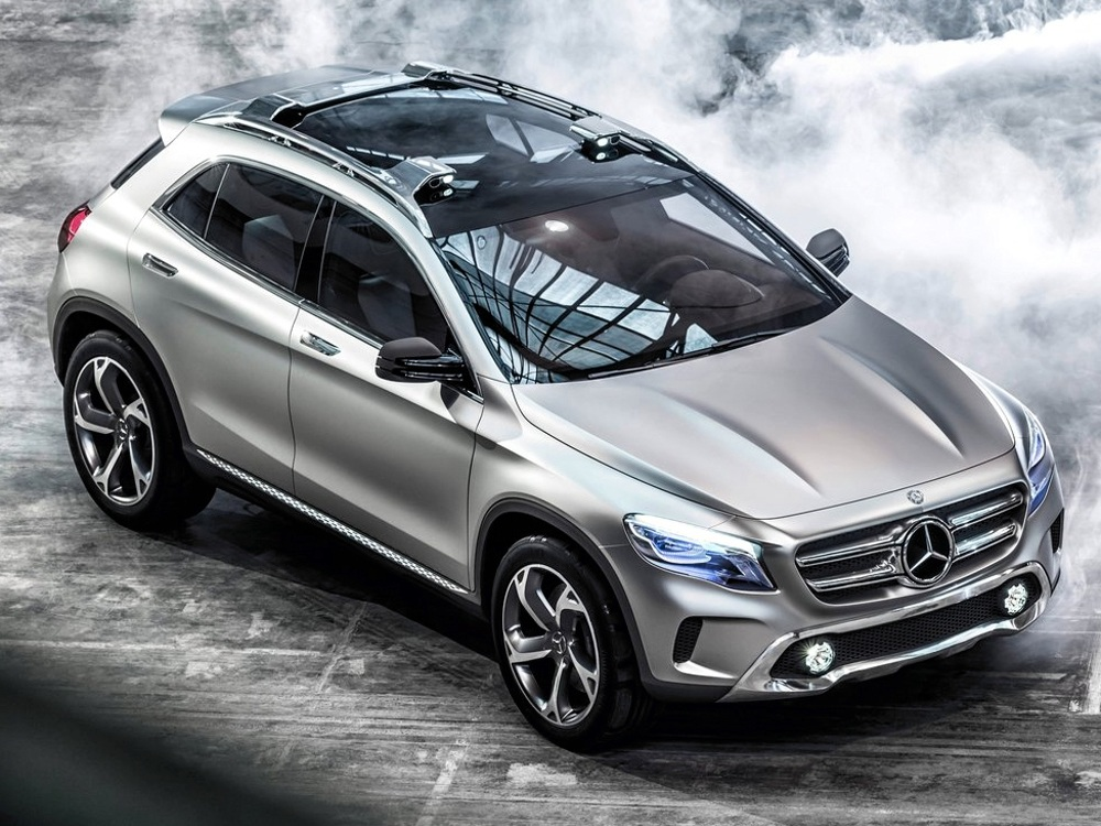 mercedes gla pas moins de 30 000 euros. Black Bedroom Furniture Sets. Home Design Ideas