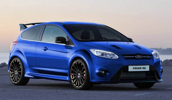 Ford Focus RS 2014