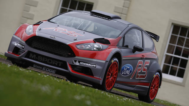 Ford Fiesta R5 Media Launch