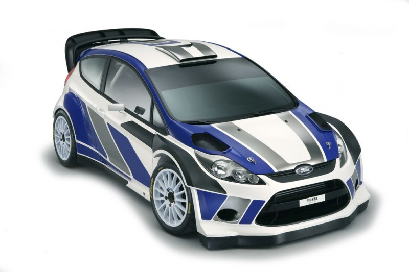 Ford Fiesta RS WRC 2010