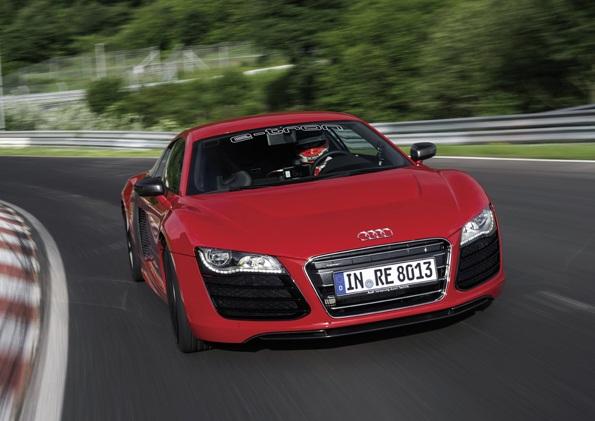 Audi future lab: mobility/Audi R8 e-tron