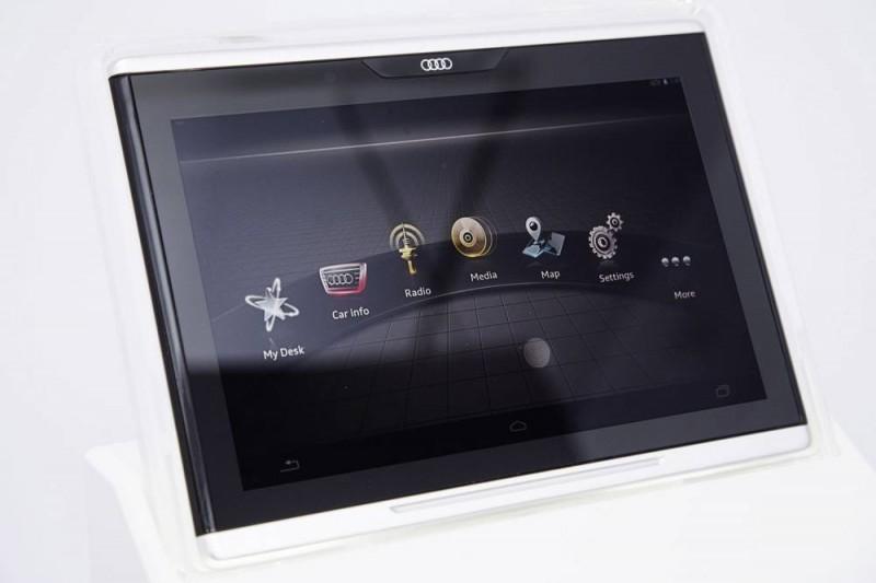 smart display audi