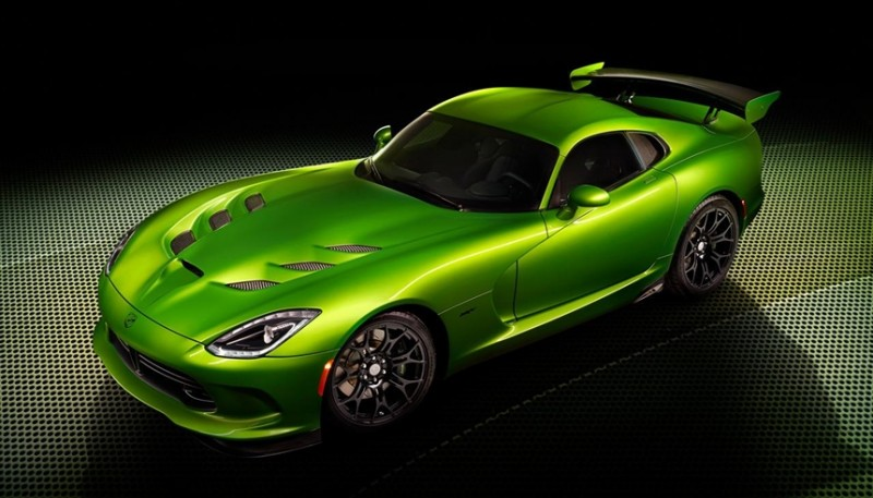 srt-viper-styker-green