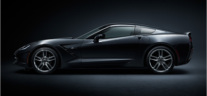 chevrole corvette coupé stingray 2015