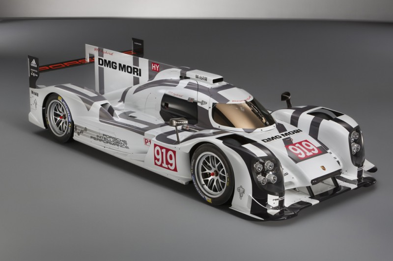 Porsche 919 Hybrid