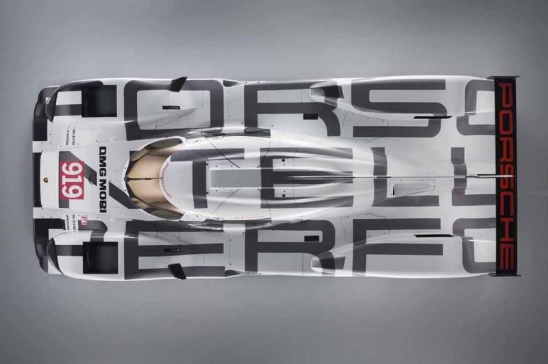 Porsche 919 Hybrid 2014