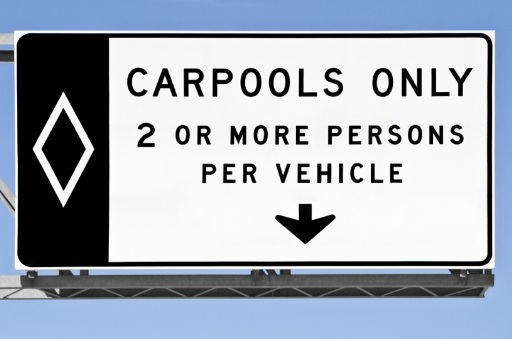 carpool-lane