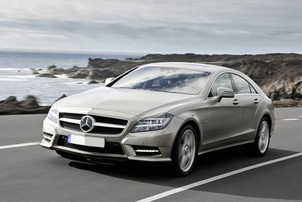 Mercedes-cls