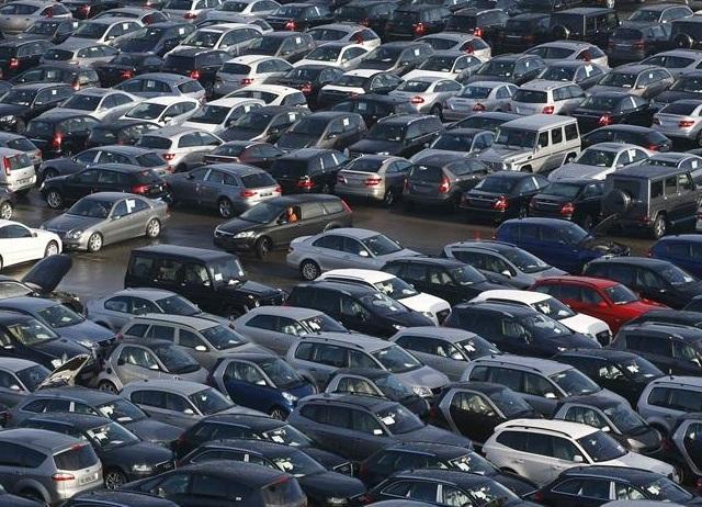 marché automobile 2014