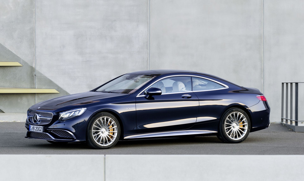 Mercedes Benz S 65 AMG coupé 2014